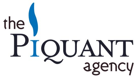 piquant agency logo