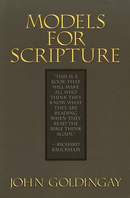 Models of Scripture