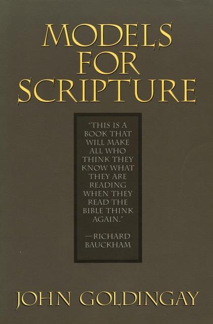 Models of Scripture